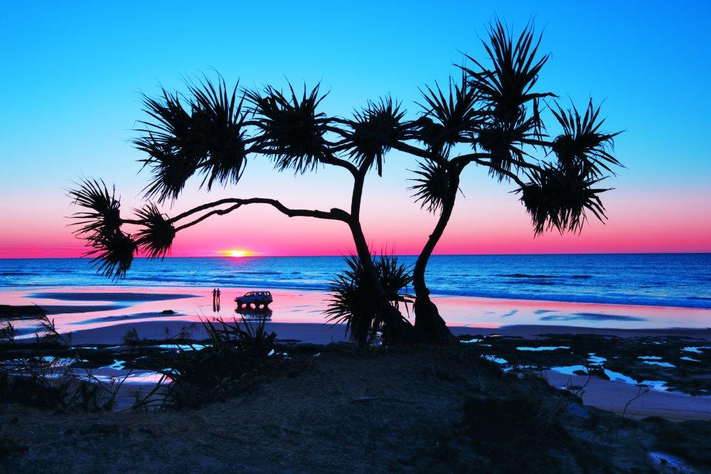 Hertz Fraser Island