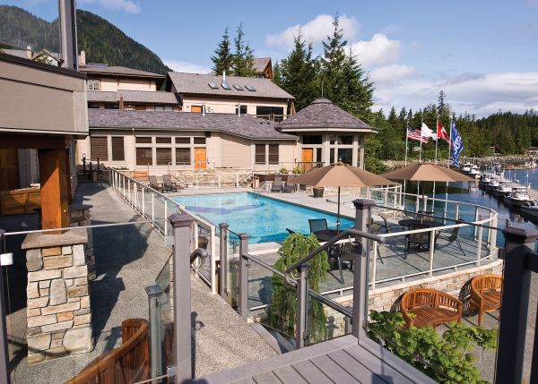 Sonora Resort Pool Area