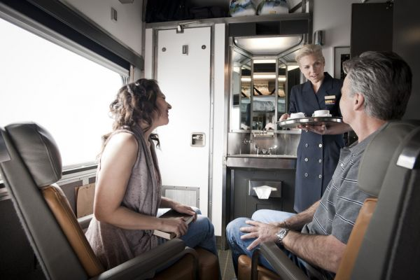 VIA Rail - Sleeper Plus Cabin for 2