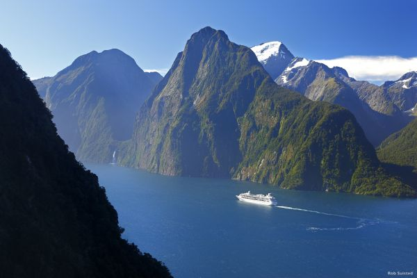 Milford Sound - Credit Rob Suisted