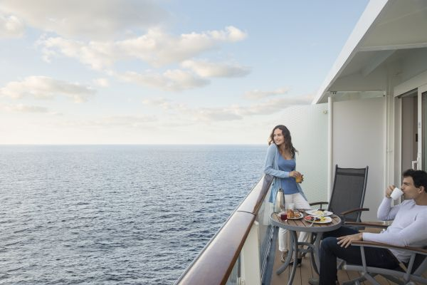 Celebrity Eclipse - Veranda
