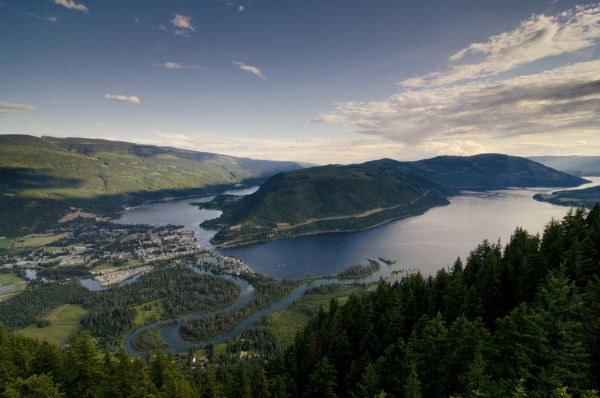 Shuswap Region