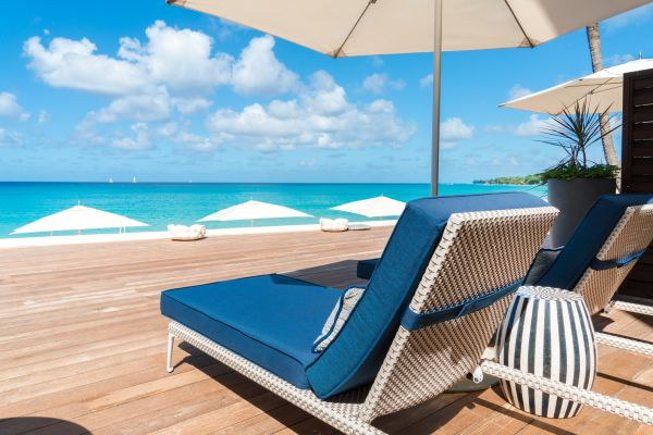 Beachfront Suite Fairmont Royal Pavilion Barbados