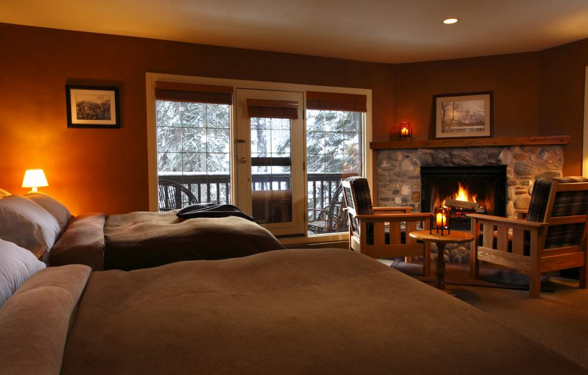 Stay at Emerald Lake Lodge