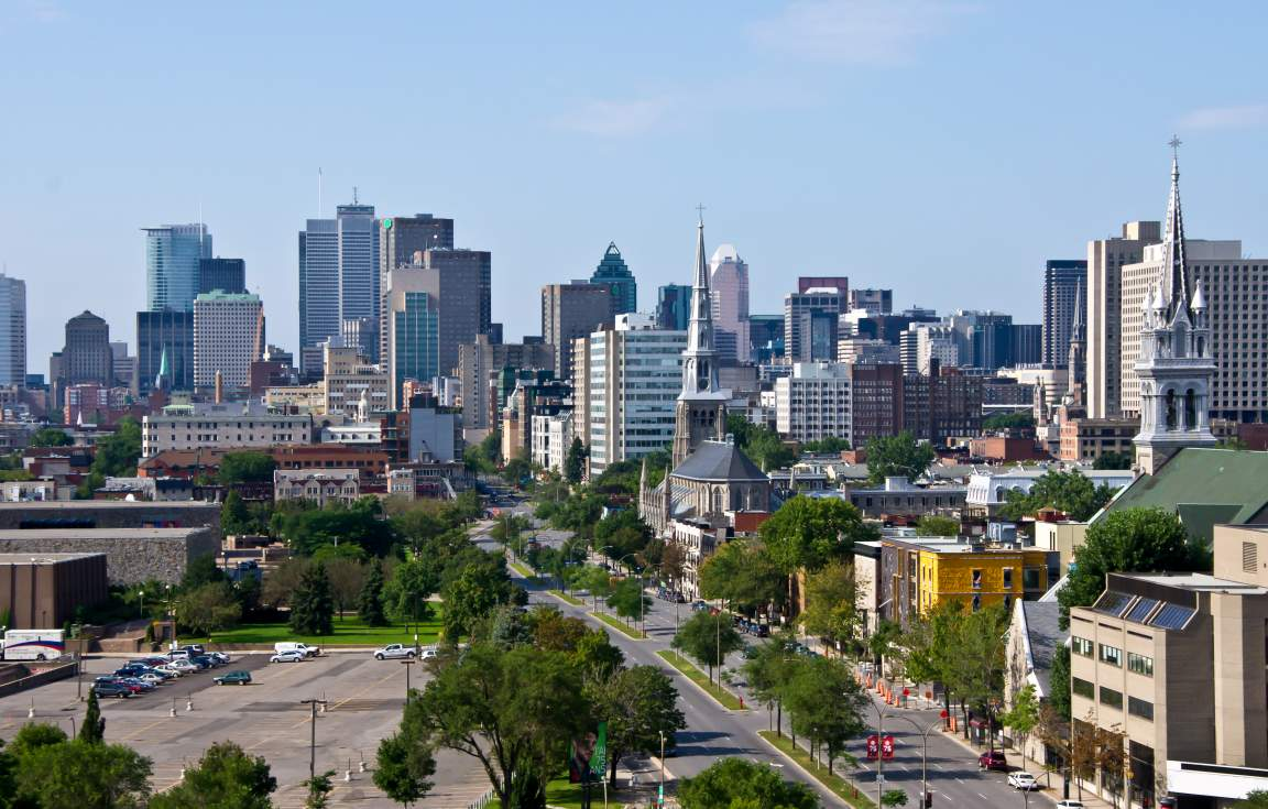 The City Of Montréal