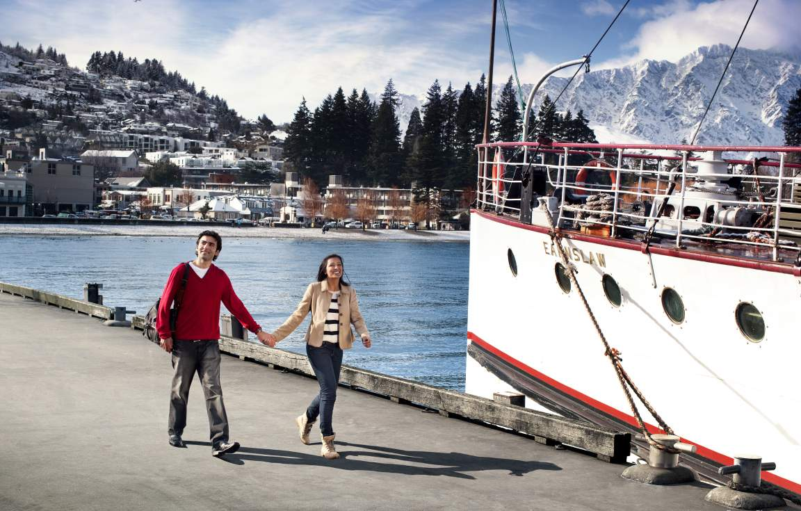 Explore Queenstown for the day