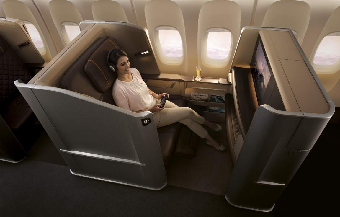 Singapore Airline First