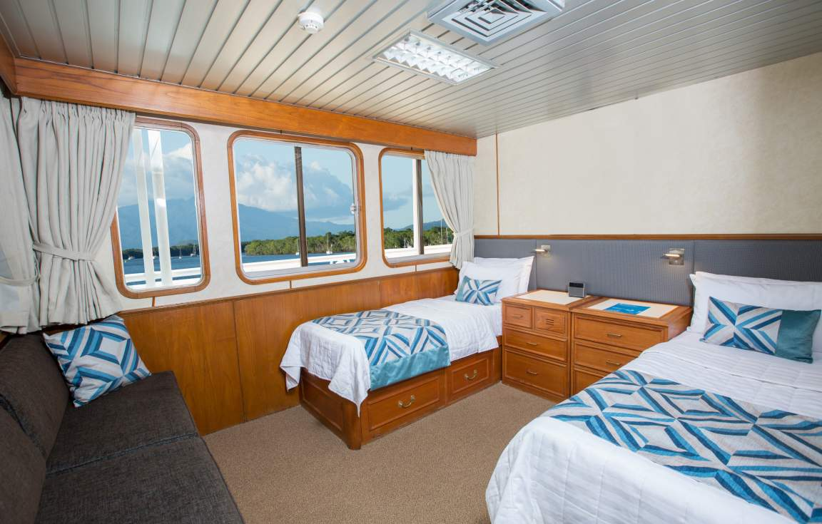 Coral Expeditions - Room