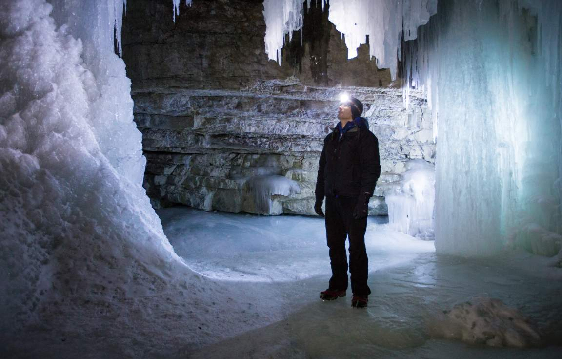 Jasper Winter - Ice Caves
