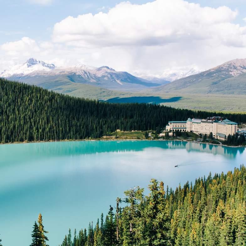 Rockies Rail & Drive | Canada | First Class Holidays