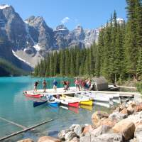 Moraine Lake Lodge Canada First Class Holidays