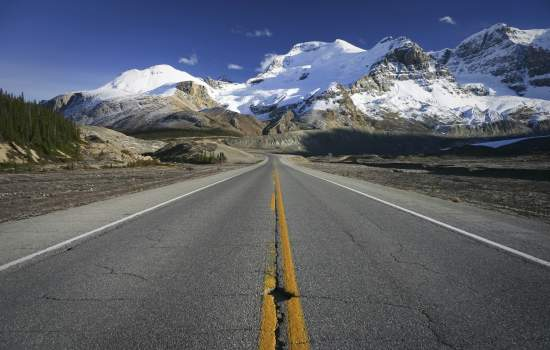 Incredible Icefields Parkway