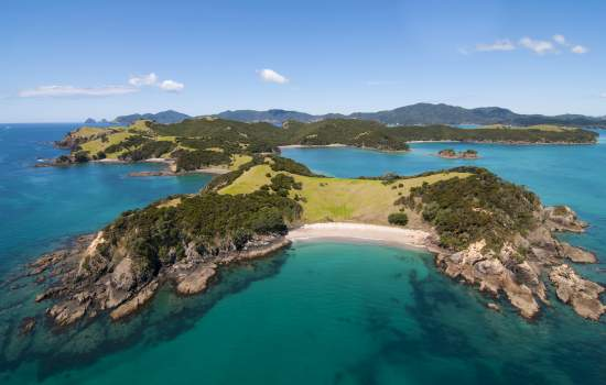 Spend time in the Bay of Islands