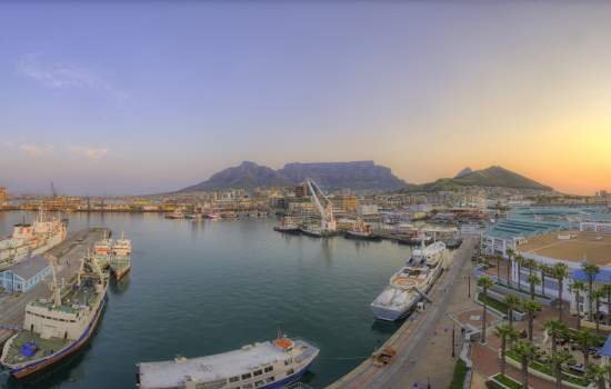 The Table Bay - View